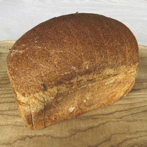 Small Sliced Wholemeal Tin