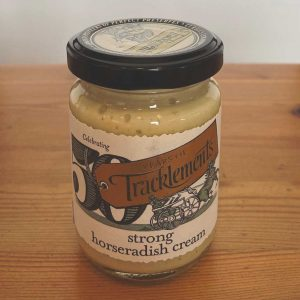 Tracklements Horseradish Cream