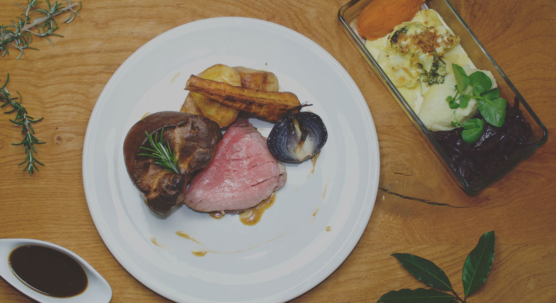 Sunday Lunch Takeaway - Leamington Spa