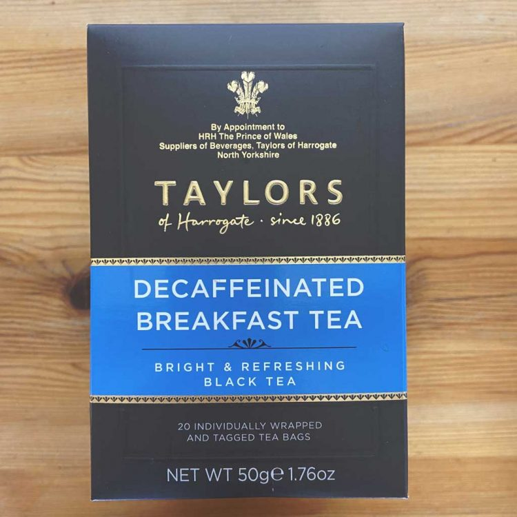 Taylors of Harrogate Tea Bags