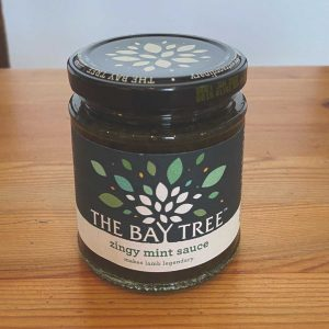 The Bay Tree Zingy Mint sauce
