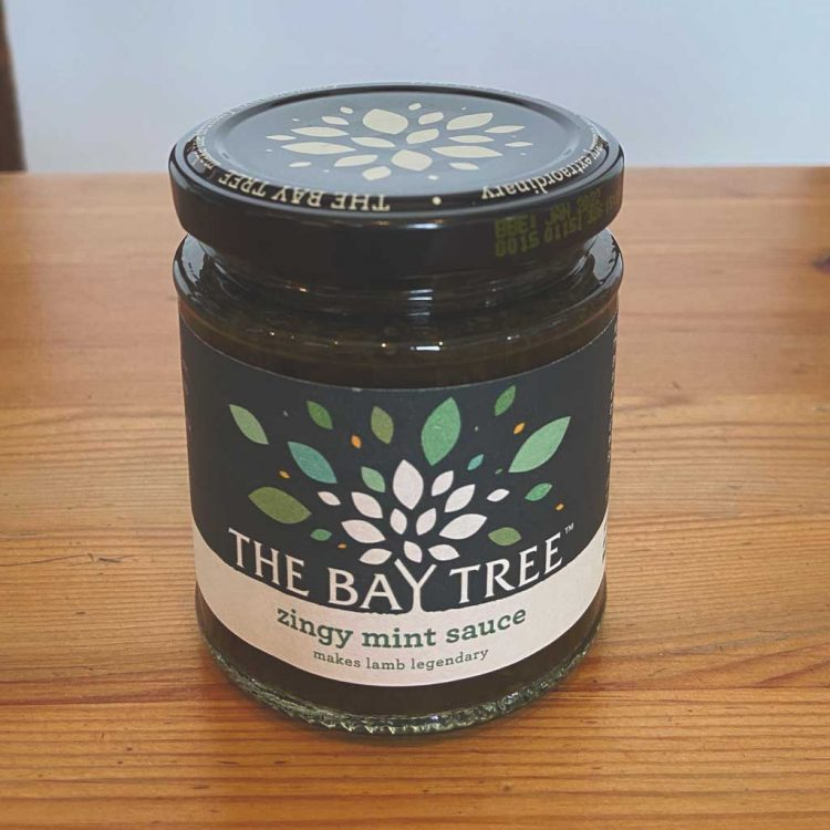 The Bay Tree Zingy Mint sauce