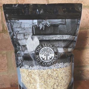 The Ludlow Nut Company Jumbo Oats