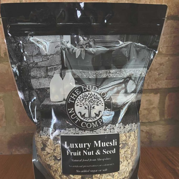 The Ludlow Nut Company Muesli