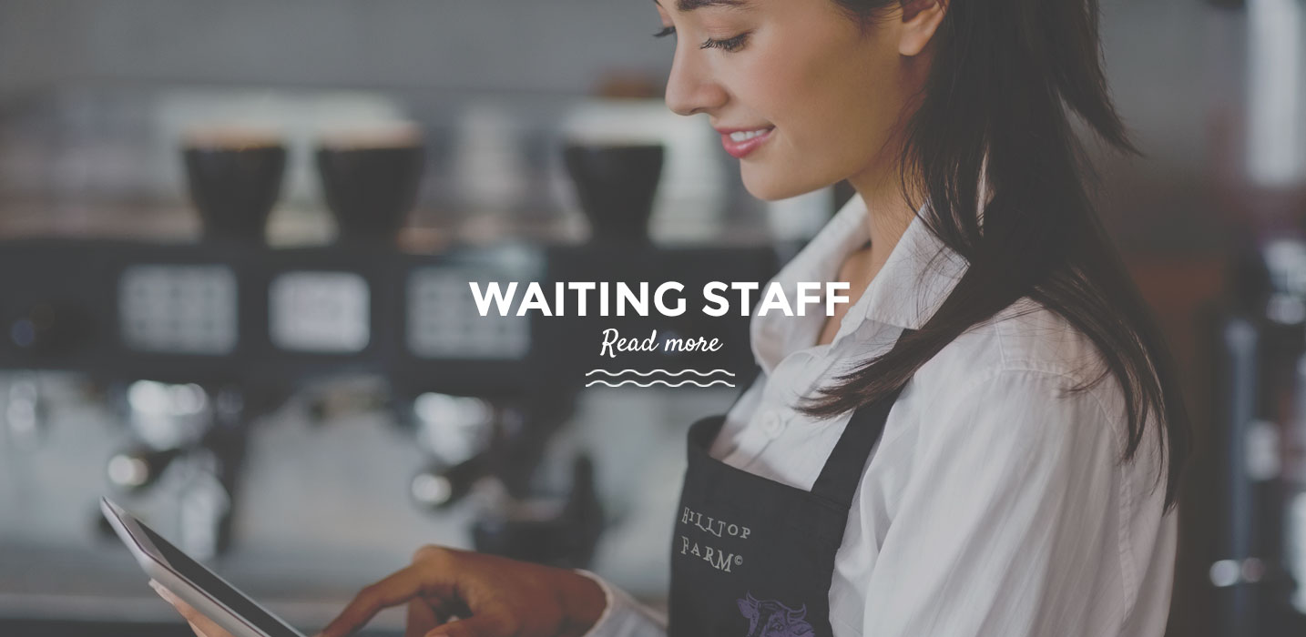 Waiting Staff - Read more
