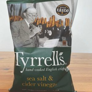 Tyrrells Sea Salt & Cider Vinegar